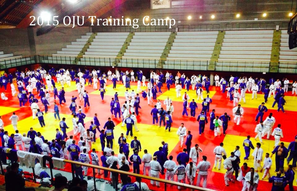 2015 OJU Training camp