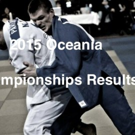 2015 Oceania Championships Results