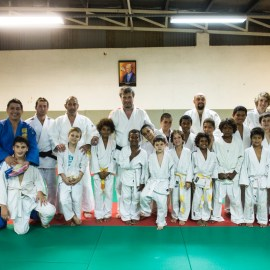 Oceania Judo eyes exciting future after IJF tour