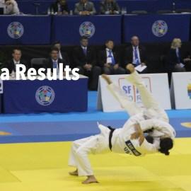 OJU Championships 2016 Kata Results
