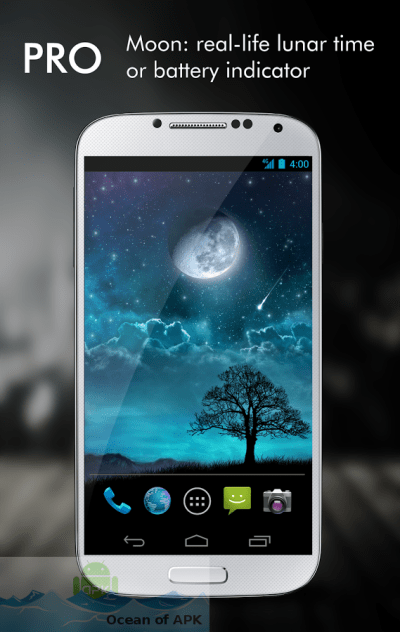 Dream Night Pro Live Wallpaper APK Free Download