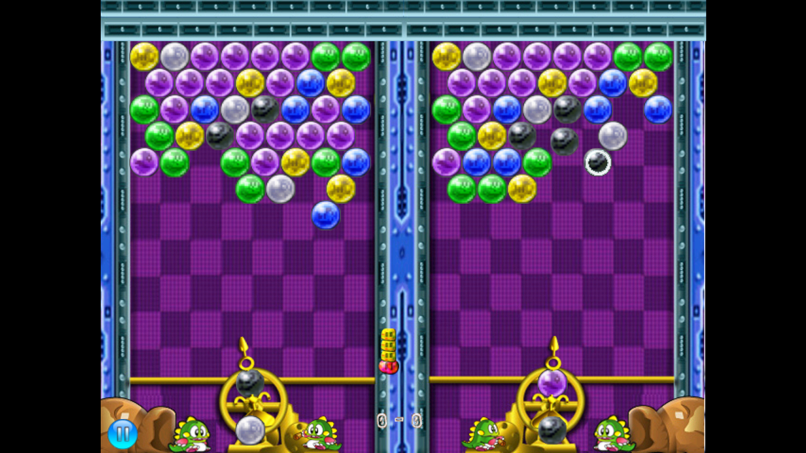 2 Player Games Puzzle Bobble Free Download Ocean Of Games