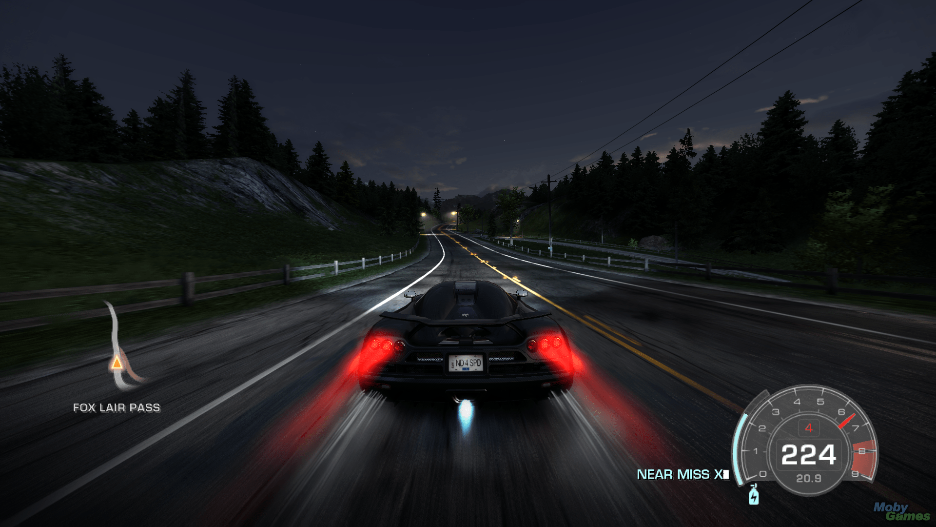 Police Car Chase Wallpaper Need For Speed Hot Pursuit Game Free Download