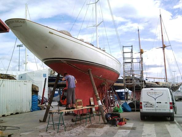 Seven Seas Work