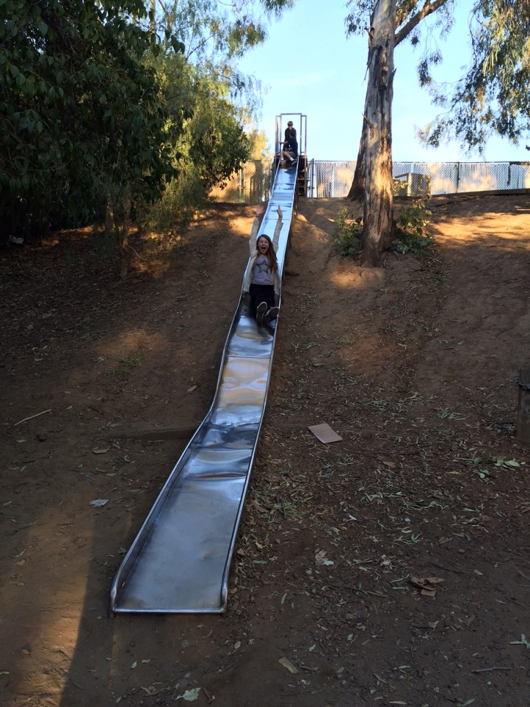 Slides Fun at OC Park