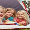 Five Tips for Camping with Kids