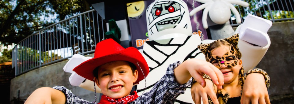 It's Trick-or-Treat Time at LEGOLAND California