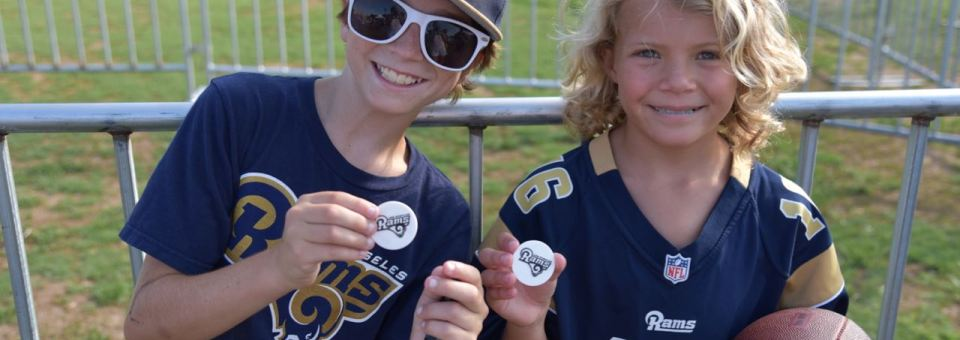 Don't Miss the Rams Training Camp at UCI