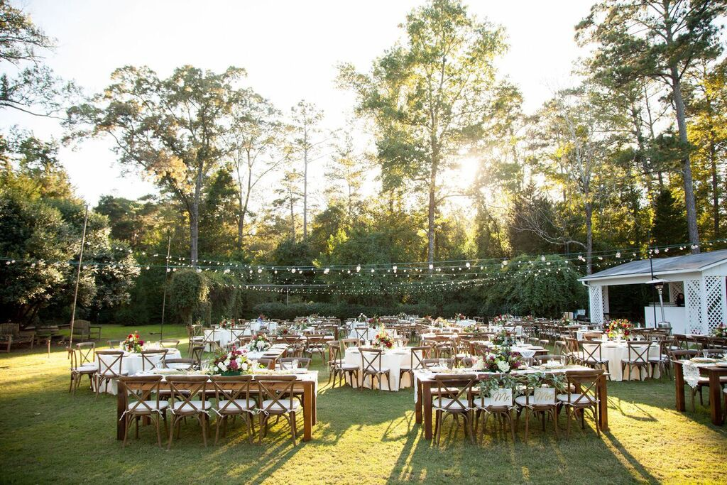 Tent Rental Oconee Events | Real Weddings By Venue | Athens, Georgia