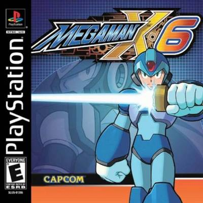 Game: Mega Man X6 [PlayStation, 2001, Capcom] - OC ReMix