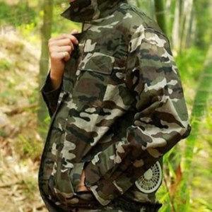 camouflage air conditioned jacket