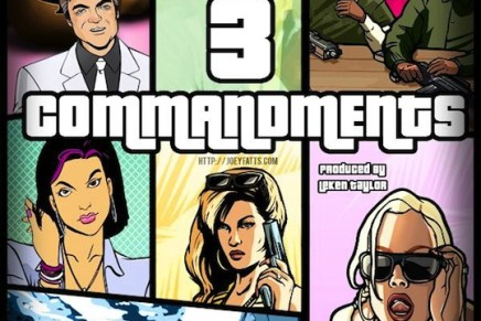 Joey Fatts (Feat. Mike G) – 3 Commandments