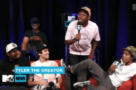 Odd Future on MTV RapFix [Clips]