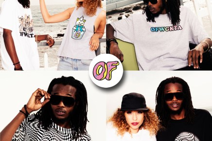 Odd Future Exclusive Merch @ PacSun