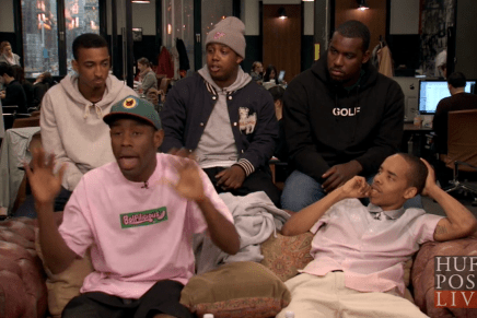 """Loiter Squad"" on HuffPost Live"