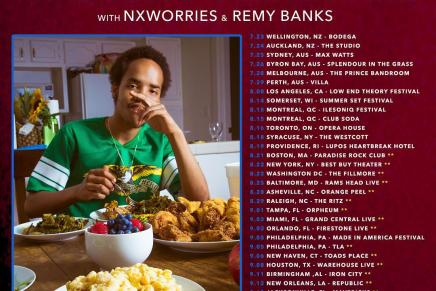 "Earl Sweatshirt Announces ""The 2015 Ready To Leave Now Tour"""