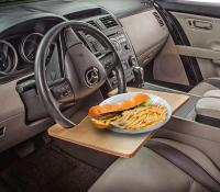 Wheelmate Steering Wheel Table For Easy Eating and Working ...
