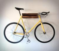 Urban Bike Holder Shelf