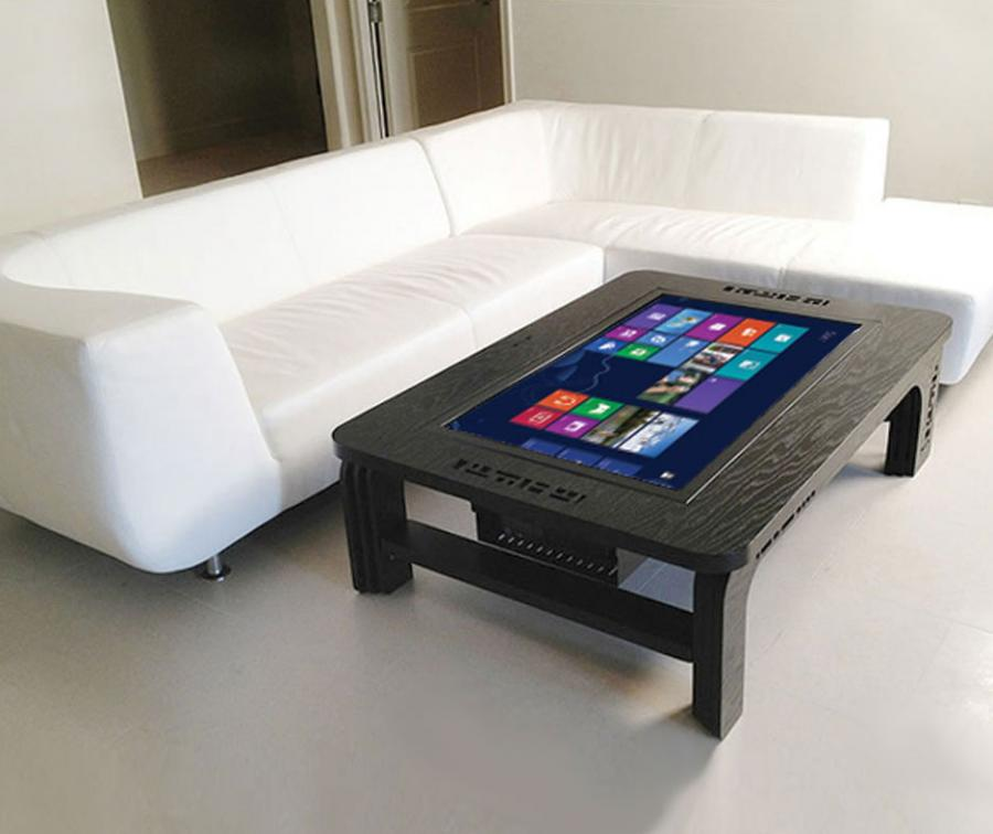 Laptop Couchtisch Giant Touchscreen Coffee Table Computer