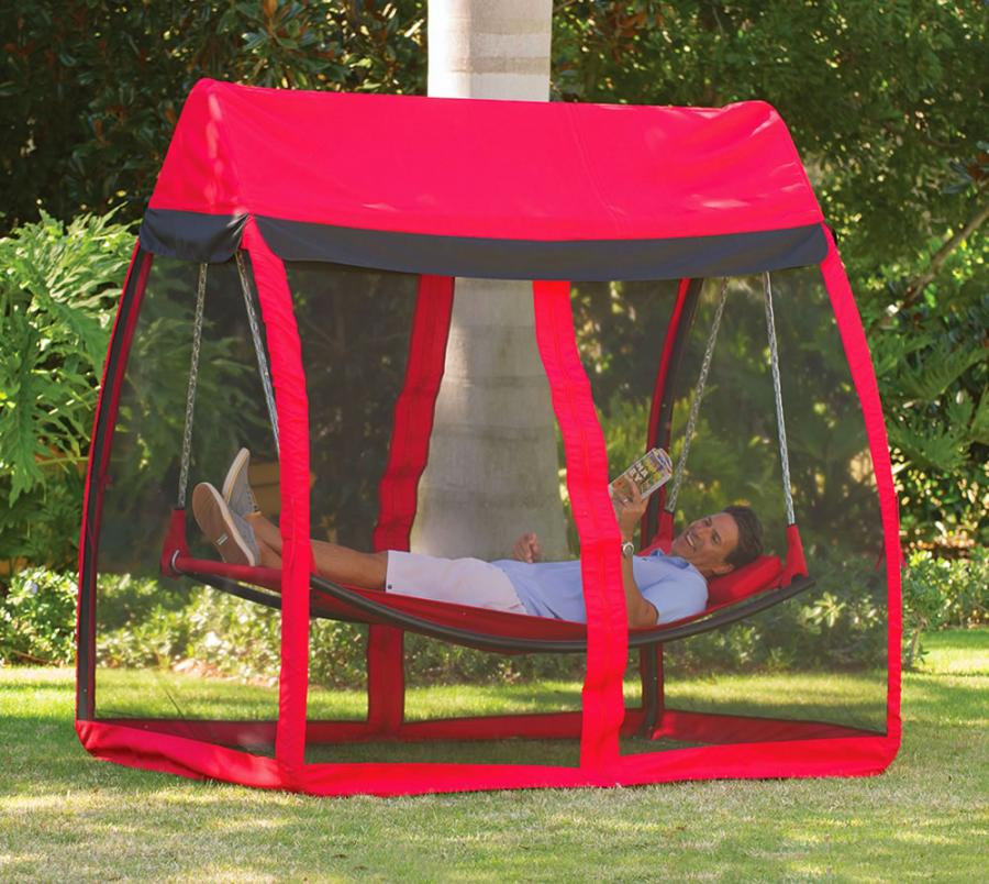 Mug Insect Hammock With Mosquito Net Tent
