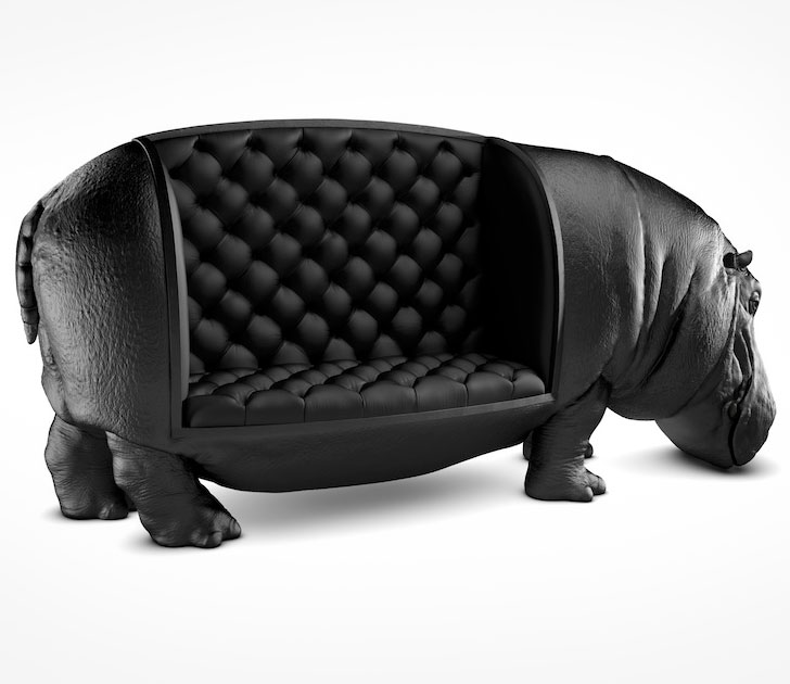 Amazon Couch Hippo Chair