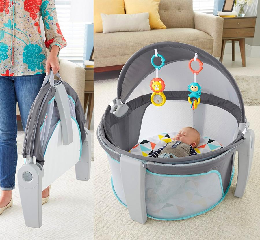 Baby Playpen The On The Go Baby Dome Is A Super Portable Playard For