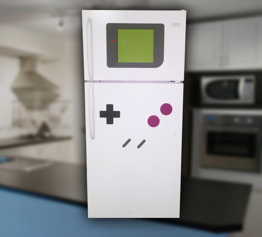 Kitchen Taps Freezerboy: Magnets That Turn Your Refrigerator Into A