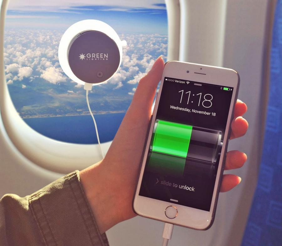 The Thing Iphone Wallpaper This Solar Phone Charger Attaches To Any Window Charges