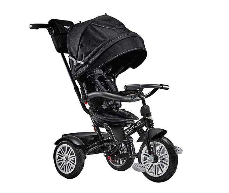 Baby Pram Gift Bentley 6 In 1 Baby Stroller And Tricycle Combo