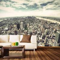 HD New York City Wall Mural Decal