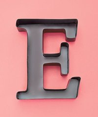 These Giant Letters Are The Coolest Way To Store Your Used ...