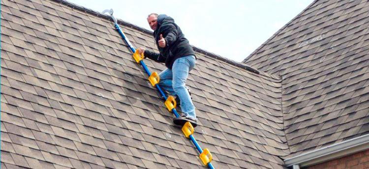 Goat Steep Assist Roof Ladder