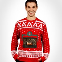 Ugly Christmas Sweater Uses Your Smart Phone To Display An ...