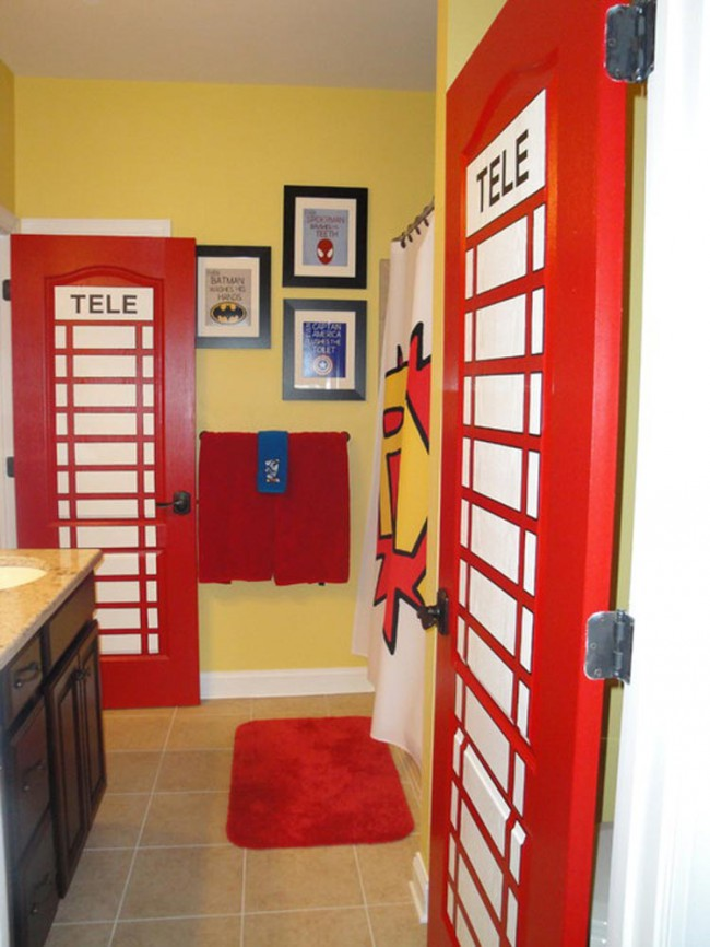 Wall Shelf 10 Wonderful Phone Booth Designs For Your Home