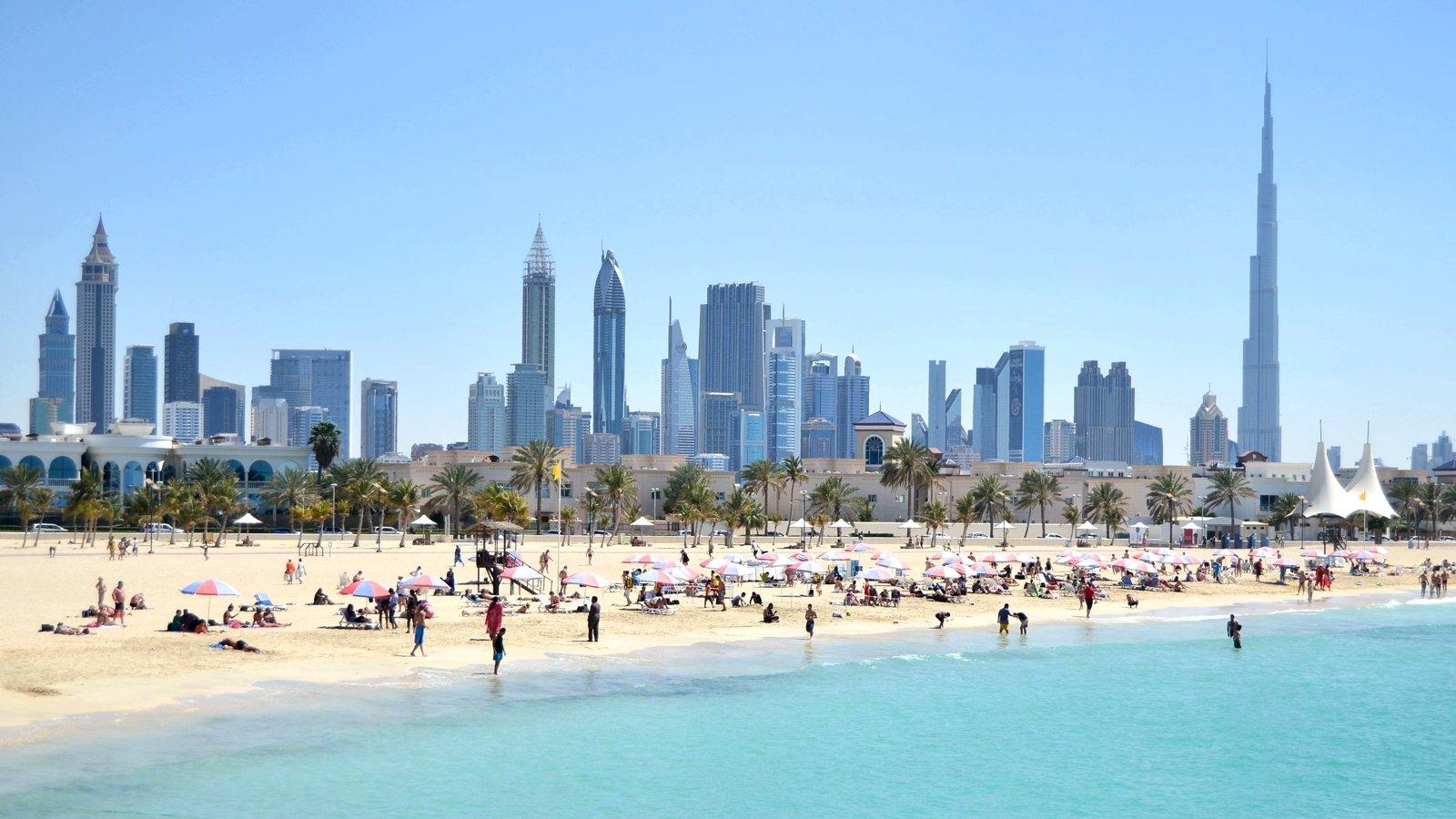 Open Beach Dubai