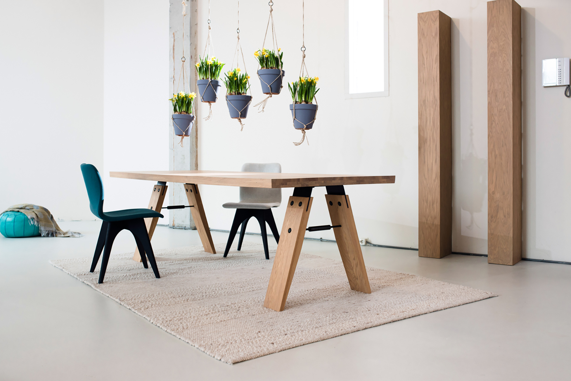 Strakke Eettafel Design Tafel Branch L Marc Th Van Der Voorn L Odesi Your