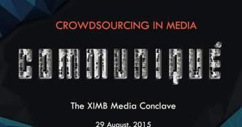 COMMUNIQUE 2015 XIMB