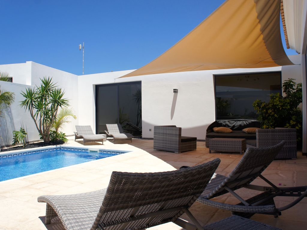 Xxl Sessel Roqu Nvf Casa Mila Villa With Heated Pool Canary Islands Hotels