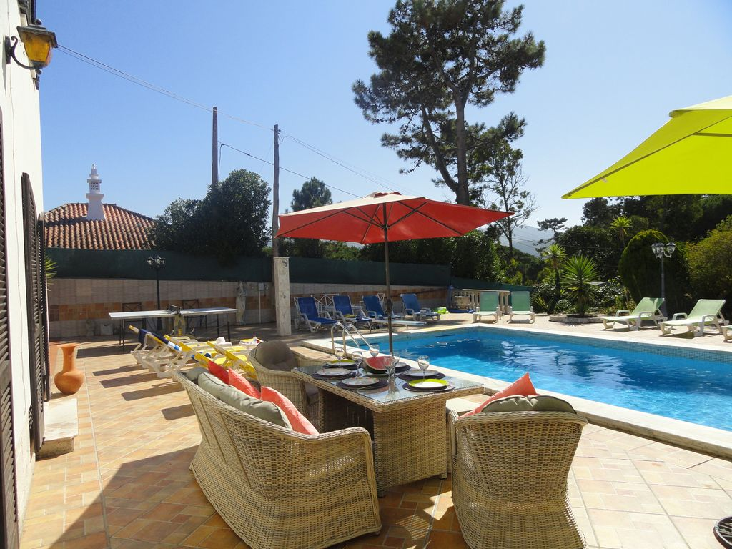 Jacuzzi Pool Was Ist Das Holiday Villa Rental In Lisbon Coast Private Heated Pool Near Beach And Golf Praia Das Maçãs