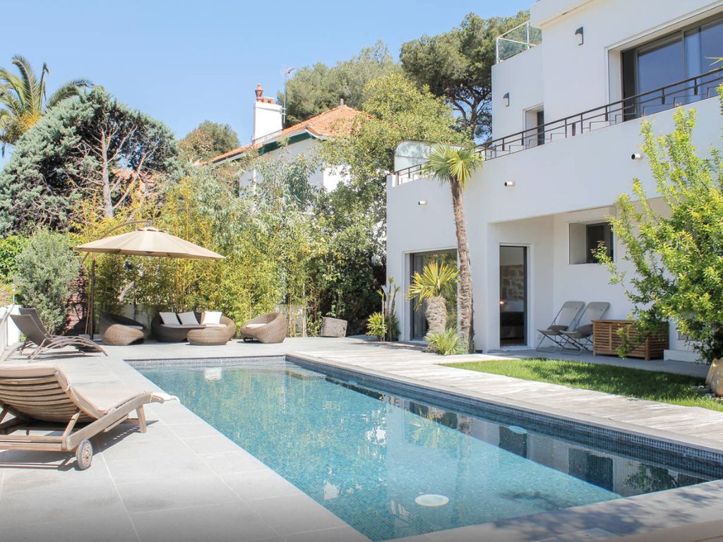 Location Canoe Cassis Cassis Modern Villa Sea View Heated Pool 800m Village And Beach Provence Cassis