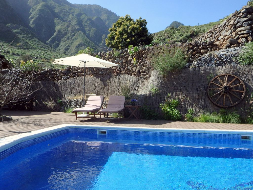 Pool Garten Klein Finca Casa Blanca Country House For 4 Peo Vrbo