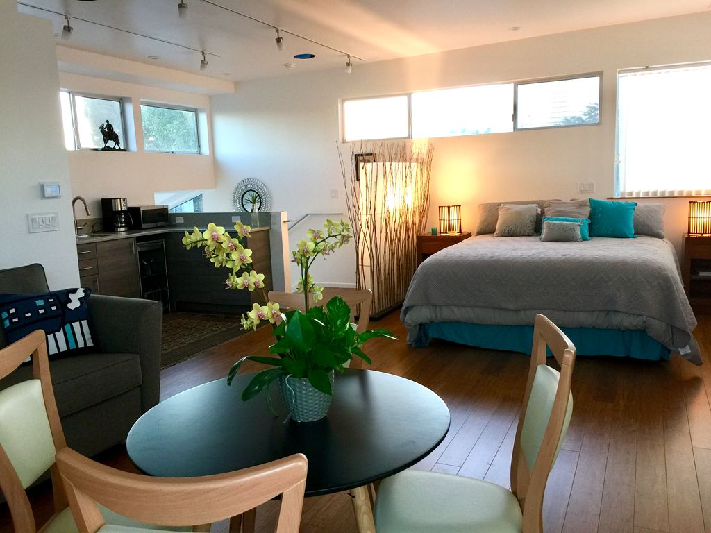 Studio Appartement Luxury Modern Studio Apartment In Marina Del Rey Venice