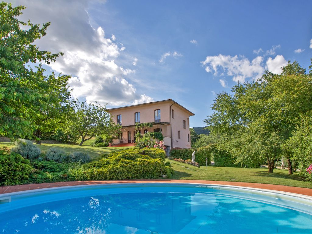 Cash Pool Italien Villa L Arco Avec Air Conditionné Piscine Homeaway