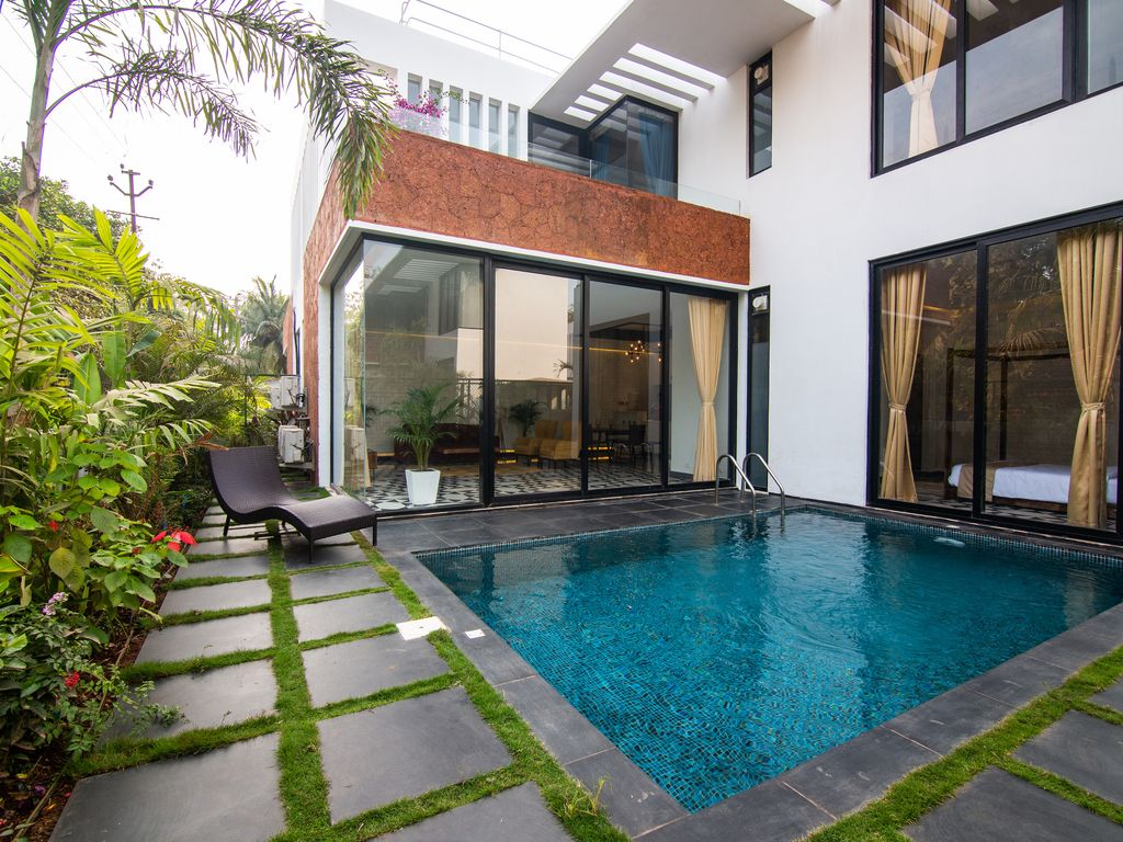 Jacuzzi Pool India Tbk Villa 10 Luxury Villa With Private Pool Jacuzzi On Terrace