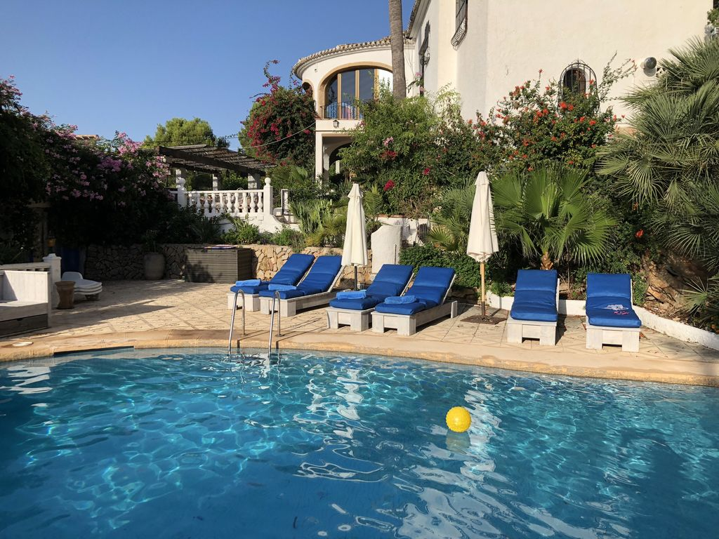 Ferienhaus Mit Pool In Xabia Idyllic Luxury Huge 7 Bed Bath Villa Heated Pool Jacuzzi Wifi Jávea