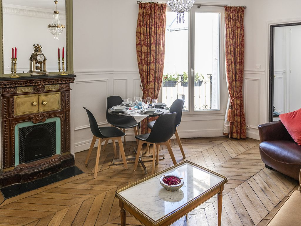 Schlafzimmer Paris Chic Family Suite 3 Schlafzimmer Paris Historic Fewo Direkt