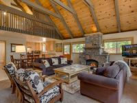 Adorable Cabin With Large Private Deck, Vau... - VRBO