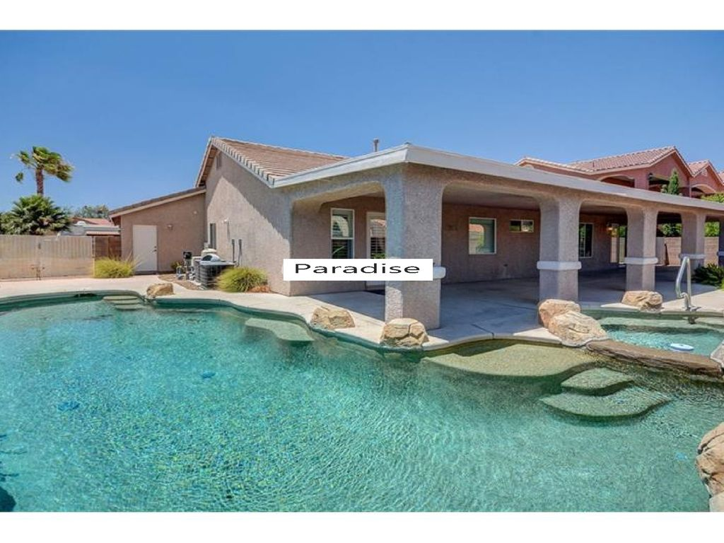 Jacuzzi In The Pool Awesome 2500sf 3bed 3ba Very Private Pool Jacuzzi In Paradise Las Vegas