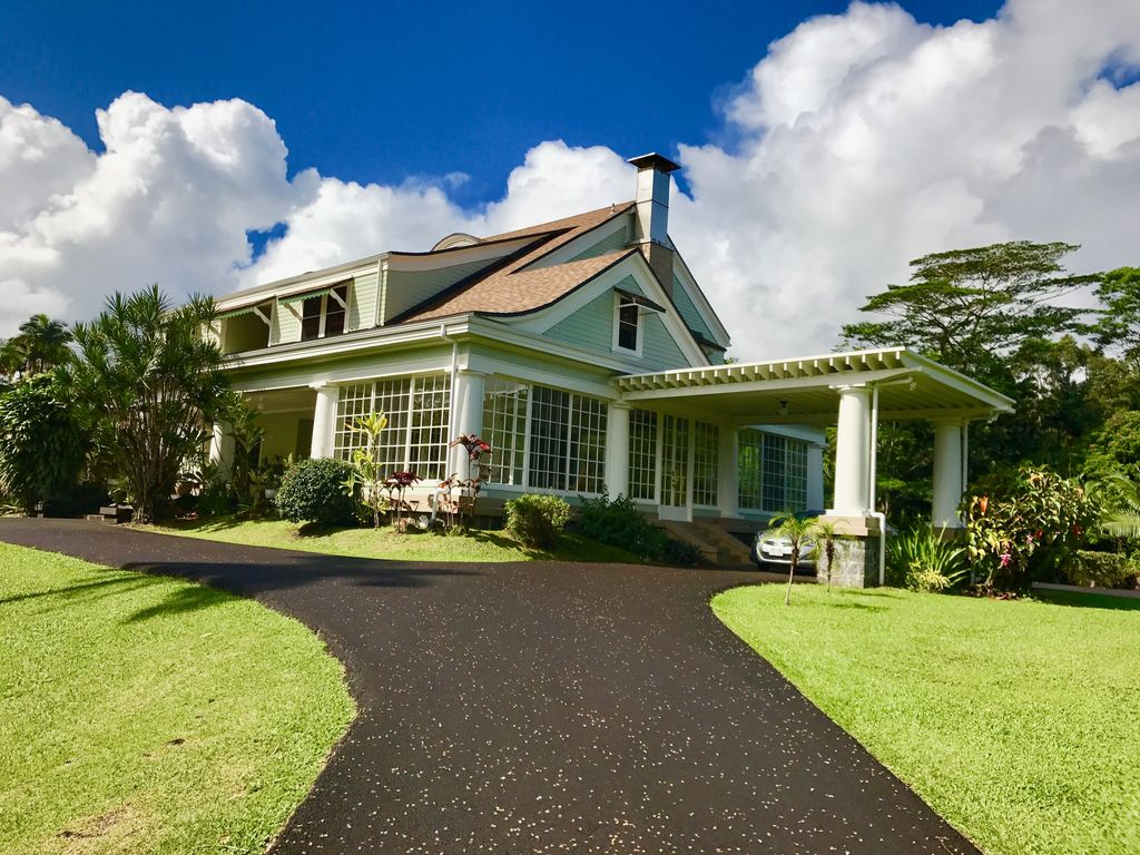 Garage Sale Hilo The Hilo House An Exclusive Reeds Island Grand Historic Home Hilo