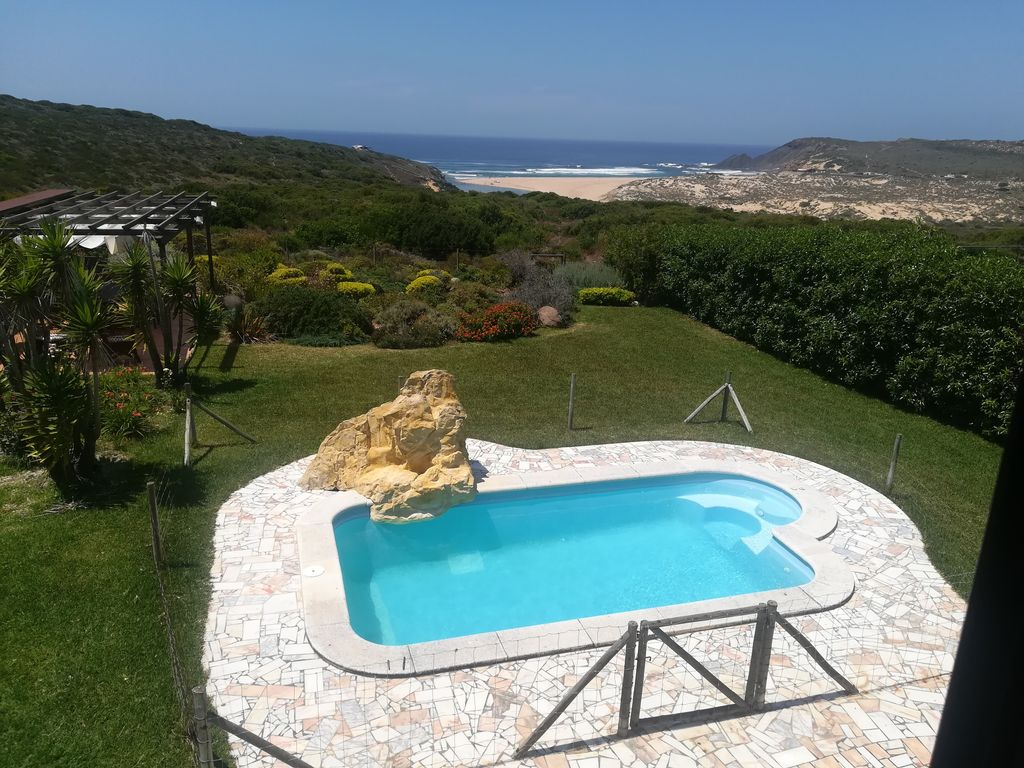 Pool Garten Hessen Large Portuguese Villa Jawdropping Views Over Amoreira Beach Aljezur